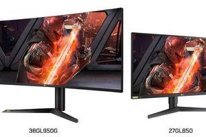 LG công bố màn hình có thời gian đáp ứng nhanh nhất thế giới