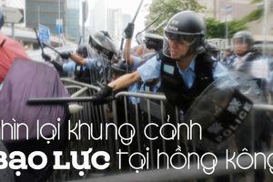 Biểu tình, bạo động tiếp tục phủ bóng dự luật dẫn độ của Hồng Kông