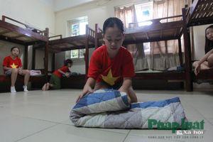 Trải nghiệm 1 ngày của 'các chiến sỹ nhí' tại Học viện Cảnh sát nhân dân