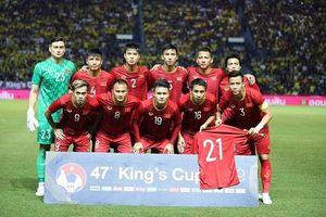 ĐT Việt Nam sẽ còn 6 trận đấu trong năm 2019