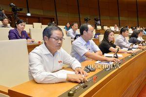 Quốc hội thông qua Luật Kiến trúc, chọn ngày 27-4 hằng năm là ngày Kiến trúc Việt Nam