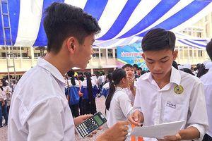 Trường Phổ thông Năng khiếu - ĐHQG TPHCM công bố điểm chuẩn vào lớp 10