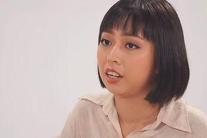 Cô gái trẻ bị chỉ trích vì nói 'nửa tây nửa ta' quá nhiều trong show hẹn hò