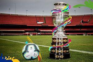 Copa America 2019 tổ chức ở đâu, diễn ra khi nào?