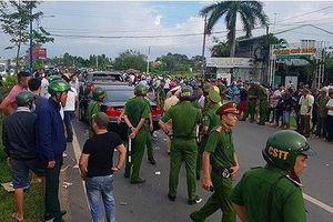 Công an Đồng Nai thông tin về vụ giang hồ vây xe chở cảnh sát