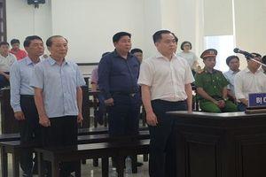Y án Vũ 'nhôm' và 2 nguyên Thứ trưởng Bộ Công an