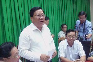 Phó chủ tịch Sóc Trăng giãi bày việc nói chuyến đi Nhật do Trịnh Sướng mời