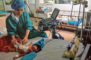 Bệnh viện TƯ Huế khám và mổ tim miễn phí cho bệnh nhân Hà Tĩnh