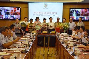Bộ Tư pháp, Tổng cục Hải quan bổ nhiệm nhiều nhân sự mới