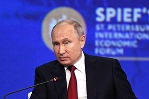 Ông Putin: Quan hệ Nga – Mỹ đang ngày càng trở nên tệ hại