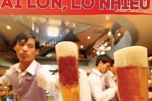 Kinh doanh rượu bia: Lãi lớn, lo nhiều