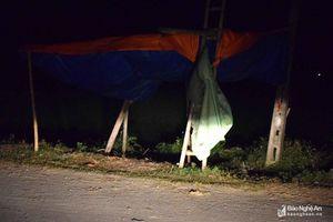Diễn Châu: Các chốt kiểm dịch tả lợn vắng người trực đêm