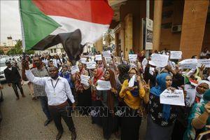 Sudan chính thức chấm dứt chiến dịch 'bất tuân dân sự'