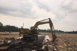 Bà Rịa - Vũng Tàu: Cưỡng chế tháo dỡ các công trình, dự án sử dụng đất sai quy định