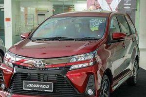 Toyota Avanza chuẩn bị đổ bộ về Việt Nam, liệu có hạ bệ được Mitsubishi Xpander?