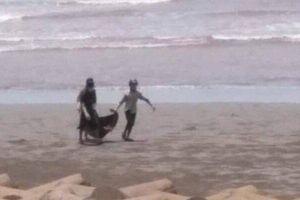 Xác định danh tính thi thể không đầu trôi dạt vào bờ biển Nam Định