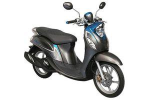 Cận cảnh xe ga giá hơn 34 triệu của Yamaha