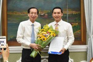 Ông Mai Hữu Quyết làm Phó Chánh Văn phòng UBND TP Hồ Chí Minh