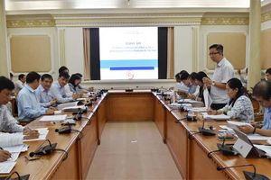 TP Hồ Chí Minh: Tăng cường phối hợp trong thực hiện các dự án chống ngập