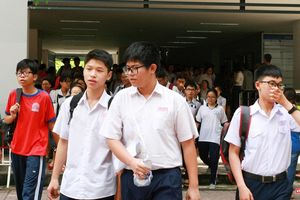 Trường có tỷ lệ chọi cao nhất tại TP HCM công bố điểm thi vào lớp 10