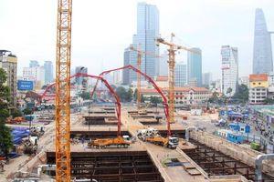 Metro Bến Thành - Suối Tiên đạt tiến độ hơn 65%