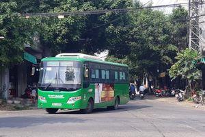 Quảng Ngãi dừng hai tuyến xe buýt hoạt động kém hiệu quả