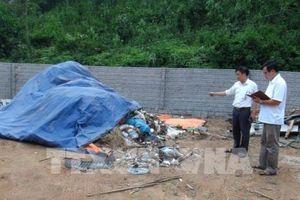 Yên Bái dừng hoạt động nhà máy xử lý rác gây ô nhiễm môi trường
