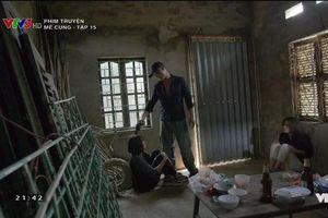 Tập 15 phim 'Mê Cung': Để bảo toàn tính mạng, Khánh buộc phải 'xuống tay' với đồng đội Hiền