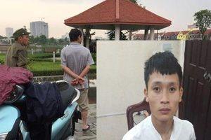 Lời khai của hung thủ sát hại người đàn ông rồi phi tang xác xuống hồ điều hòa ở Bắc Ninh