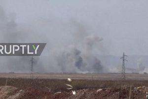 Syria: Giao chiến bùng nổ trên tuyến phòng thủ của thánh chiến tây bắc Hama