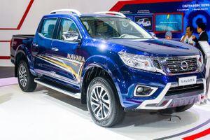 Nissan triệu hồi hơn 600 chiếc bán tải Navara tại Việt Nam