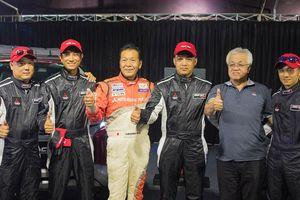 Ra mắt đội đua xe địa hình chuyên nghiệp đầu tiên tại Việt Nam