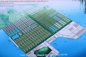 Buộc ngừng thi công Dự án nhà máy vải triệu đô của doanh nghiệp Trung Quốc