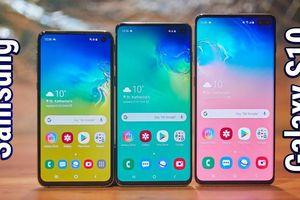 Doanh số Samsung Galaxy S10 cao hơn 31% so với S9 tại thị trường châu Âu