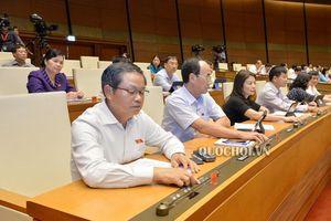 Quốc hội chính thức thông qua Luật Kiến trúc
