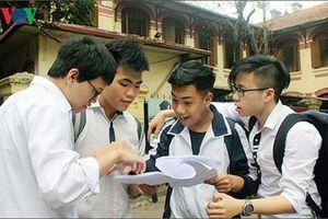 TP HCM chính thức công bố điểm chuẩn vào lớp 10 các trường chuyên