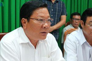 Phó Chủ tịch tỉnh Sóc Trăng thừa nhận phát ngôn không chính xác