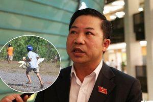 'Hôi vịt' trên xe tải bị lật ở Quảng Bình: 'Hành vi phi đạo đức, không thể chấp nhận được'