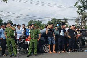 Xác định danh tính nhóm giang hồ vây đánh công an ở Đồng Nai