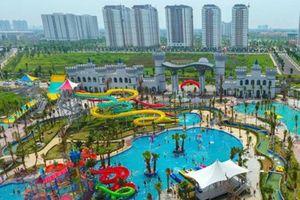 Bé trai gặp nạn ở Công viên nước Thanh Hà đã tử vong