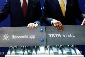 Lo ngại độc quyền, EC 'tuýt còi' thương vụ M&A giữa Thyssenkrupp và Tata