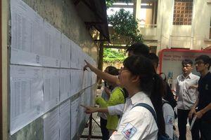 Chiều nay, 14-6, phụ huynh học sinh Hà Nội có thể tra cứu điểm thi lớp 10 trên Báo An ninh Thủ đô