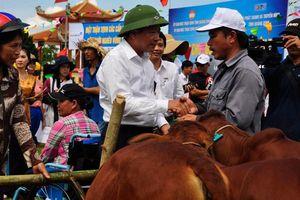 Mặt trận Quảng Bình giúp người nghèo vươn lên