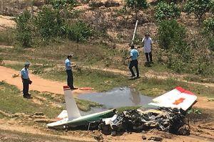 Bộ Quốc phòng thông tin chính thức vụ rơi máy bay ở Khánh Hòa