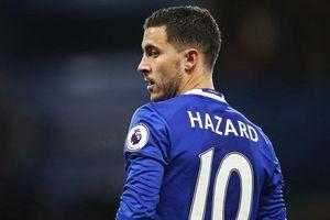 Hazard bị Modric từ chối khi xin áo số 10 tại Real Madrid