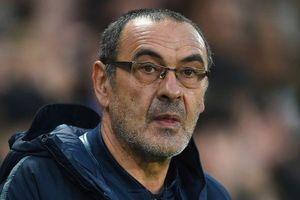 HLV Sarri đạt thỏa thuận dẫn dắt Juventus