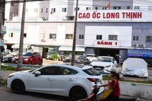 Cận cảnh hàng loạt ôtô bủa vây chung cư dành cho người thu nhập thấp
