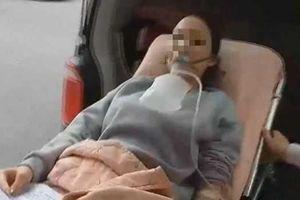 Bốn người hôn mê vì không tắt động cơ ôtô khi ngủ