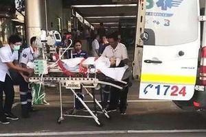 Sao nữ Thái Lan qua đời ở tuổi 29 sau khi đột ngột bị trào máu miệng