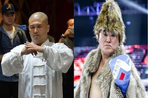 Luật thi đấu hài hước tại sự kiện võ thuật truyền thống Trung Quốc
